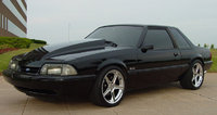 1993 Ford Mustang LX 5.0 Hatchback, my favorite look, exterior