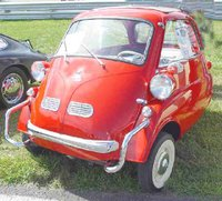 1955 BMW Isetta Overview