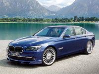2007 BMW Alpina B7 Overview