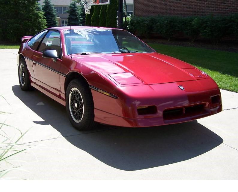 Pontiac Fiero Gt 1986. Pontiac : Fiero GT Pontiac Fiero GT 1986 1/2 Classified Ad - Huntington