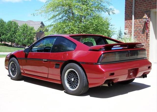 1988 Pontiac Fiero - Pictures - CarGurus