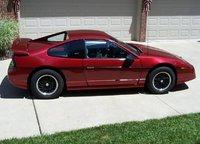 1988 Pontiac Fiero GT picture, exterior