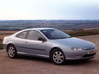 Picture of 2003 Peugeot 406, exterior