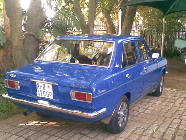 Picture of 1973 Datsun 1200, exterior, gallery_worthy