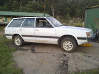 Picture of 1993 Subaru Leone, exterior