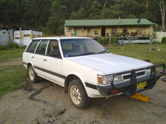 Picture of 1993 Subaru Leone