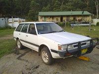 1993 Subaru Leone Overview