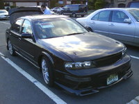 Picture of 1998 Nissan Maxima, exterior