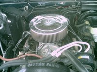 Picture of 1986 GMC C/K 10, engine
