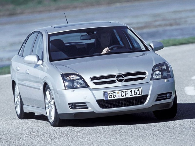Picture of 2004 Opel Vectra, exterior