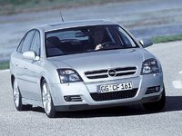 2004 Opel Vectra Overview