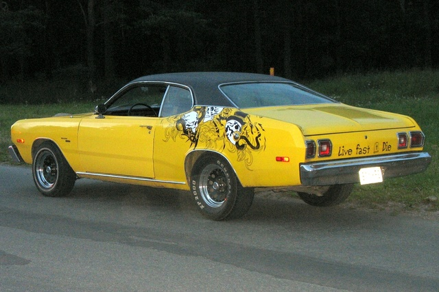 Picture of 1974 Dodge Dart Sport, exterior, gallery_worthy