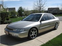 1995 Honda Accord EX, 1995 Honda Accord 4 Dr EX Sedan picture, exterior