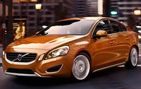2011 Volvo S60, Front Left Quarter View, exterior, manufacturer, gallery_worthy