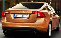 2011 Volvo S60, Back View, exterior, manufacturer