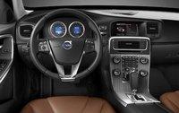 2011 Volvo S60, Interior View, interior, manufacturer