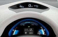 2011 Nissan Leaf, Interior View, interior, manufacturer
