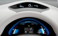 2011 Nissan Leaf, Interior View, manufacturer, interior