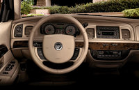2011 Mercury Grand Marquis, Interior View, interior, manufacturer