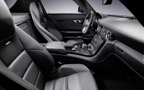 2011 Mercedes-Benz SLS-Class