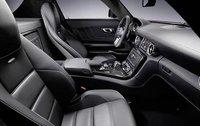 2011 Mercedes-Benz SLS-Class, Interior View, exterior, interior, manufacturer, gallery_worthy