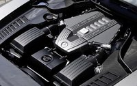 2011 Mercedes-Benz SLS-Class, Engine View, engine, manufacturer