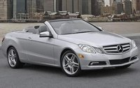 2011 Mercedes-Benz E-Class, Front Right Quarter View, manufacturer, exterior