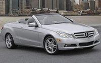 2011 Mercedes-Benz E-Class, Front Right Quarter View, exterior, manufacturer