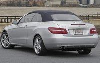 2011 Mercedes-Benz E-Class, Back Left Quarter View, exterior, manufacturer