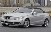 2011 Mercedes-Benz E-Class, Front Left Quarter View, exterior, manufacturer