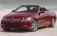 2011 Mercedes-Benz E-Class, Front Left Quarter View, manufacturer, exterior