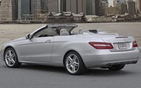 2011 Mercedes-Benz E-Class, Back Left Quarter View, exterior, manufacturer