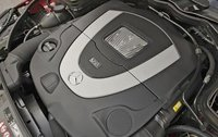 2011 Mercedes-Benz E-Class, Engine View, engine, manufacturer