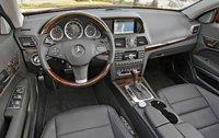 2011 Mercedes-Benz E-Class, Interior View, interior, manufacturer