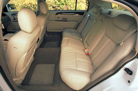 2011 Lincoln Town Car, Interior View, manufacturer, interior
