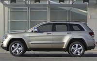 2011 Jeep Grand Cherokee, Left Side View, exterior, manufacturer