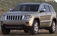 2011 Jeep Grand Cherokee, Front Left Quarter View, exterior, manufacturer