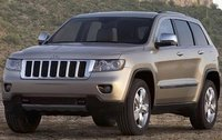 2011 Jeep Grand Cherokee, Front Left Quarter View, manufacturer, exterior