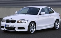 2011 BMW 1 Series, Front Left Quarter View, manufacturer, exterior