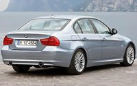 2011 BMW 3 Series, Back Right Quarter View, exterior, manufacturer