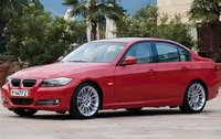 2011 BMW 3 Series, Front Left Quarter View, manufacturer, exterior