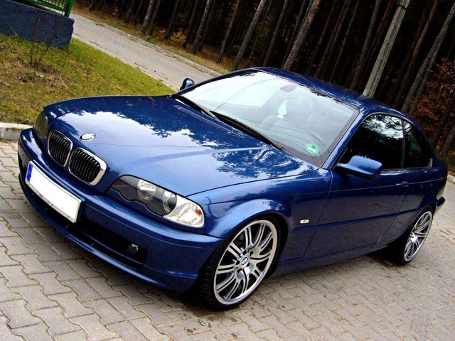 Picture of 2000 BMW 3 Series 318i