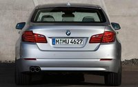 2011 BMW 5 Series, Back View, manufacturer, exterior