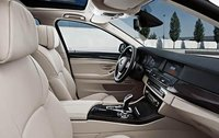 2011 BMW 5 Series, Interior View, manufacturer, interior