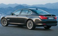 2011 BMW 7 Series, Back Left Quarter View, exterior, manufacturer