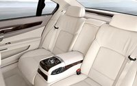 2011 BMW 7 Series, Interior View, interior, manufacturer