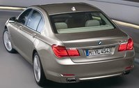 2011 BMW 7 Series, Back Right Quarter View, exterior, manufacturer