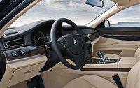 2011 BMW 7 Series, Interior View, interior, manufacturer, gallery_worthy