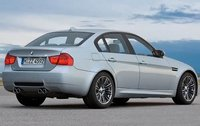 2011 BMW M3, Back Right Quarter View, exterior, manufacturer