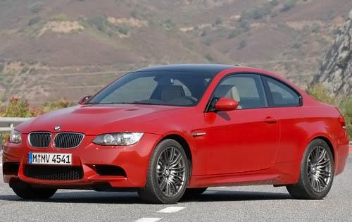 2011 BMW M3, Front Left Quarter View, exterior, manufacturer